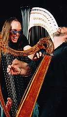 Ruediger Oppermann und Park Stickney - Harp Summit